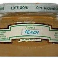aroma perzik (112gram)